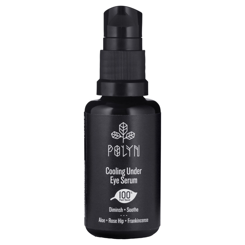 Cooling Under Eye Serum - POLYN Products