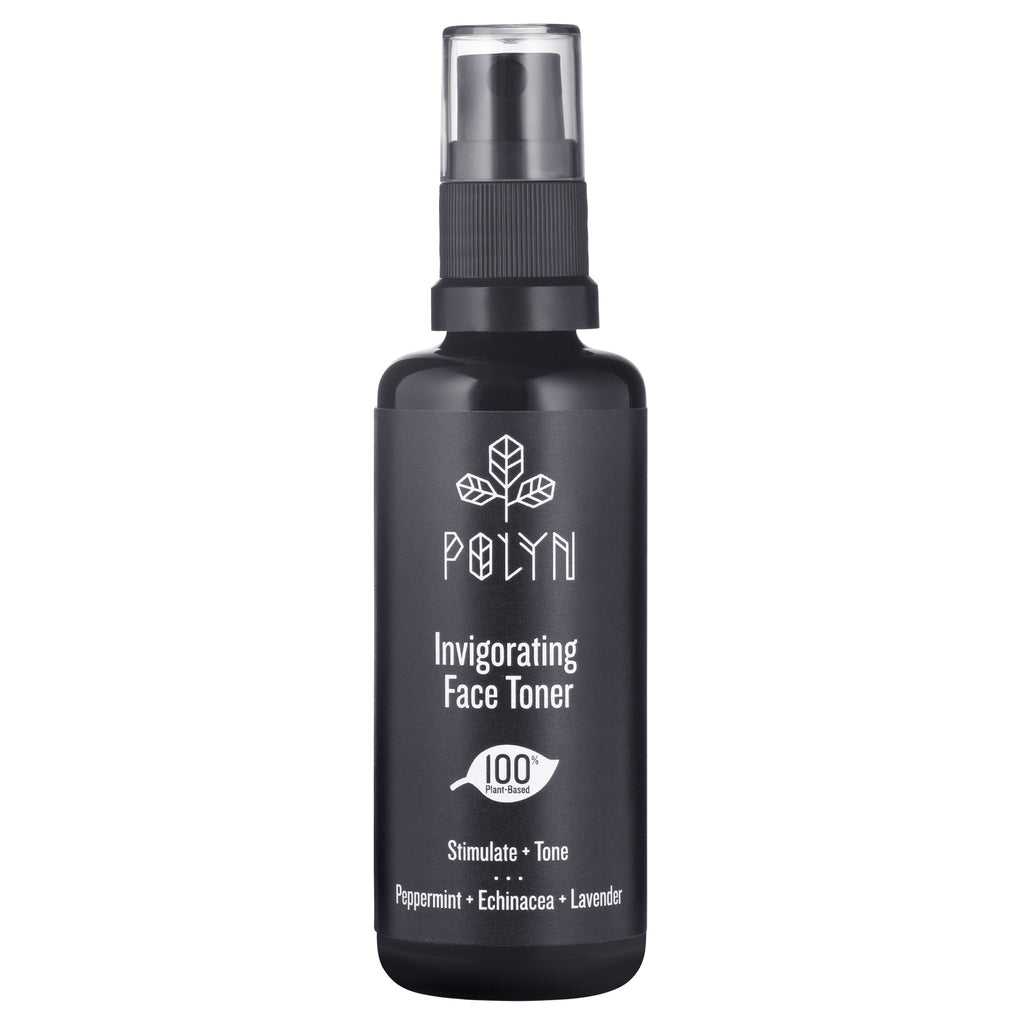 Invigorating Face Toner-2 oz/60 ml (travel safe size) - POLYN Products