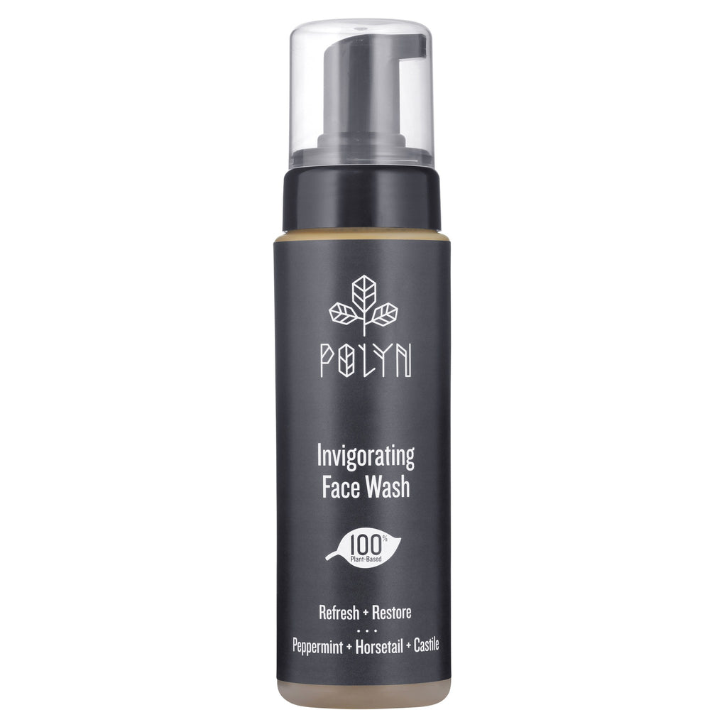 Invigorating Face Wash - POLYN Products