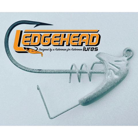 The Ledgehead 1/2oz - 2 Pk
