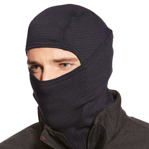 Head Covering, Polartec Balaclava, Ariat, Black #10018116