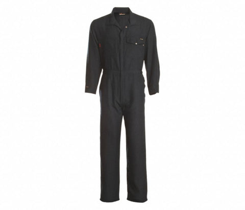 Coverall, Industrial Nomex 4.5 oz Navy Blue