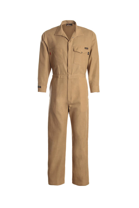 COVERALL, INDUSTRIAL, 4.5 OZ. NOMEX IIIA