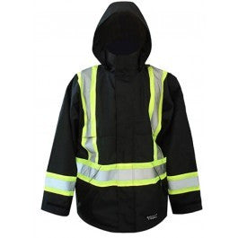 Rain Jacket, Hi Vis Journeyman
