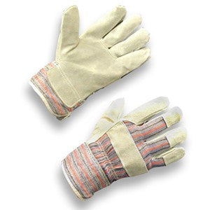 Split Cowhide Leather Gloves