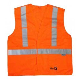 Vest, Hi-Vis Orange