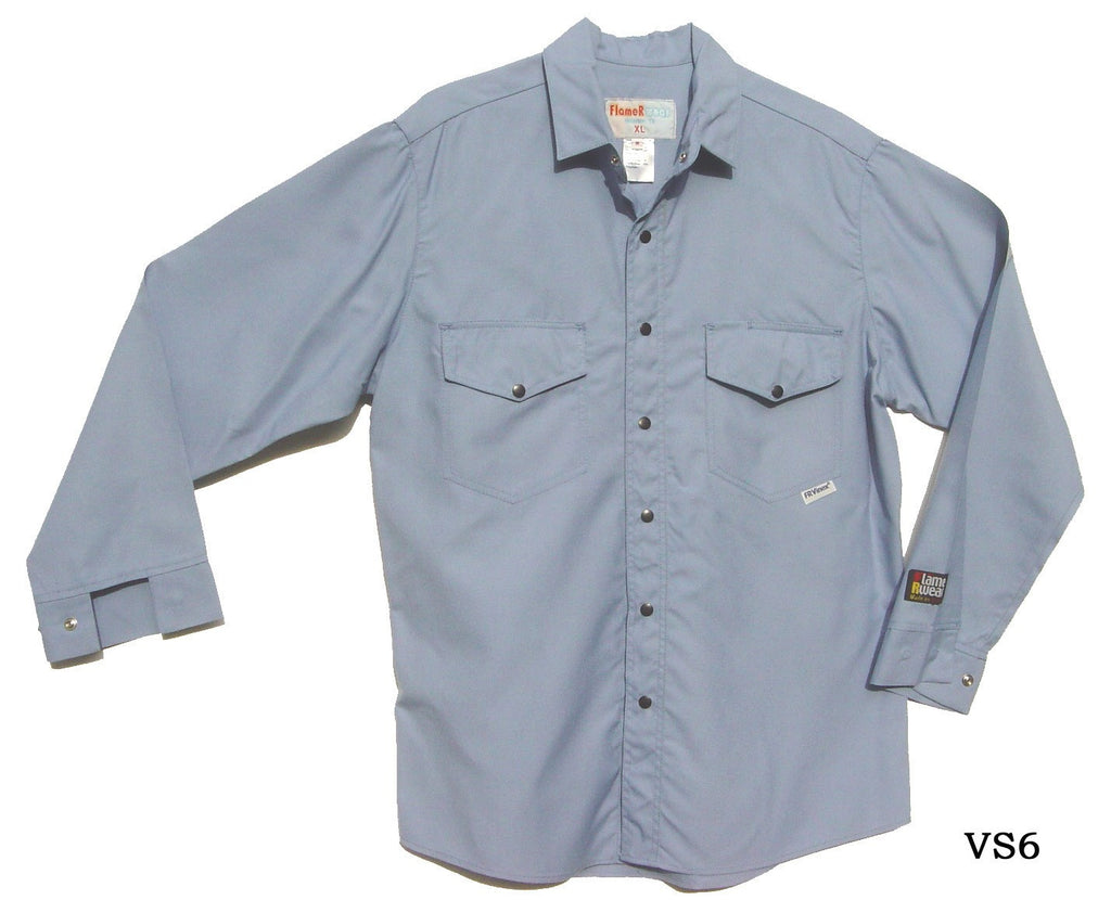 Shirt, Deluxe, Vinex 6 oz
