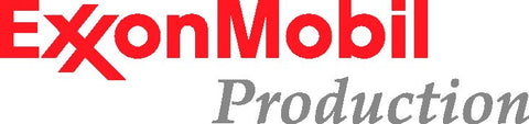 Logo embroidery - Exxon Mobil Production
