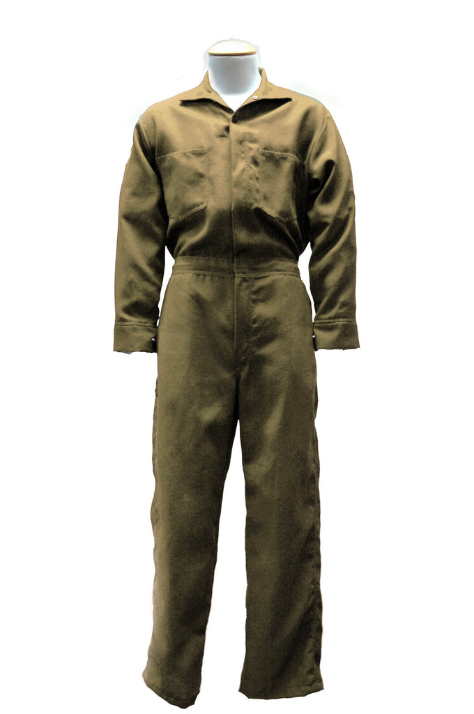 Coverall, Deluxe, WOMEN Nomex 4.5 oz