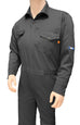 Coverall, Deluxe, FR 88/12 cotton/nylon- 7.0 oz