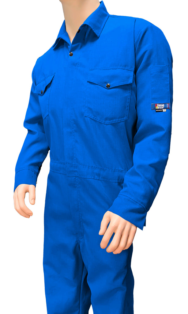 Coverall, Deluxe- FR Nomex 4.5 oz