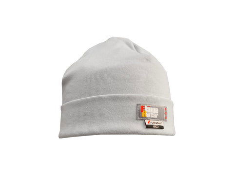 Beanie, FR Knit, Ultrasoft, Fire Protection Outfitters, Gray, Khaki