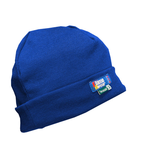Beanie, FR Knit, Tecasafe, Fire Protection Outfitters, RB, KK, Navy