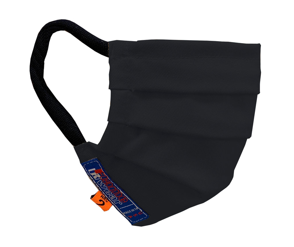 FR Face Mask, FR cot/nylon 7 oz - Folded Style