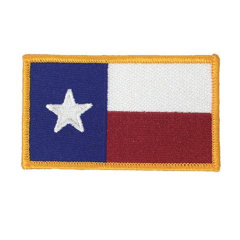 Sew on Texas Flag