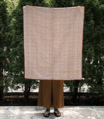 LOCANO SUMMER PRISM BEACH MAT / BROWN - MAAARI