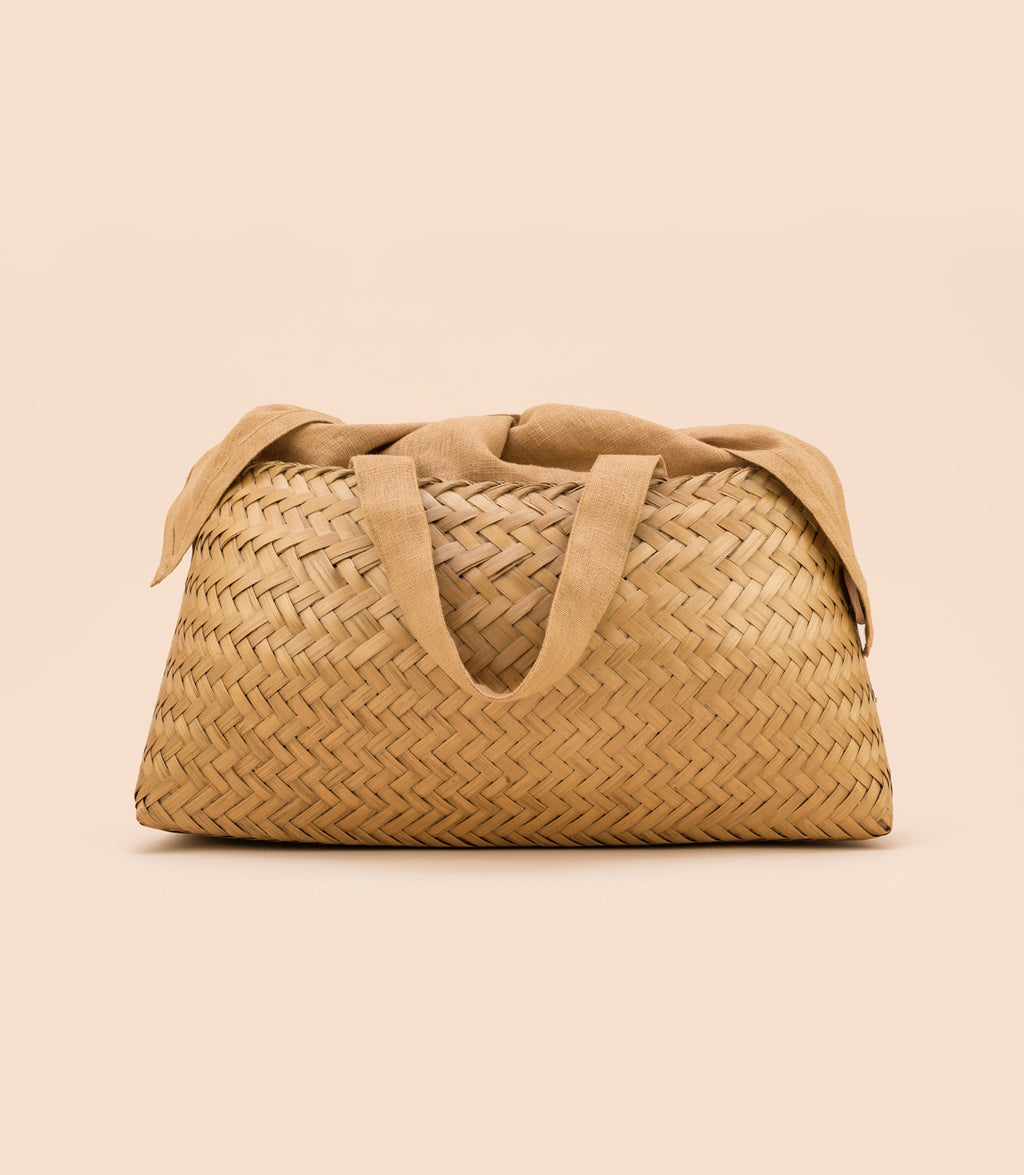 KKIBO x CLOTH OBJECT BOAT BAG