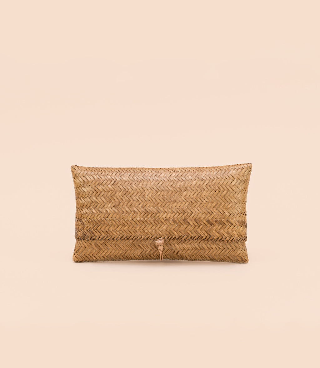 KKIBO x CLOTH OBJECT ENVELOPE CLUTCH