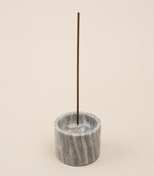 ROOTED / INCENSE HOLDER IN GRAY - MAAARI