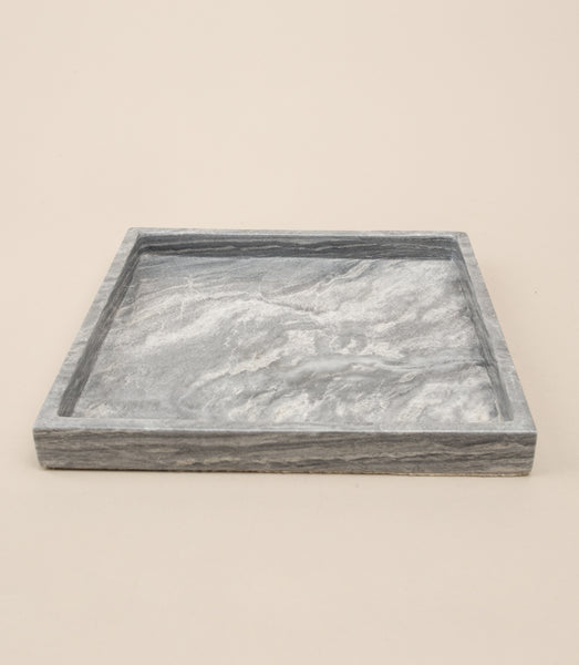 ROMBLON TABLETOP TRAY / GRAY