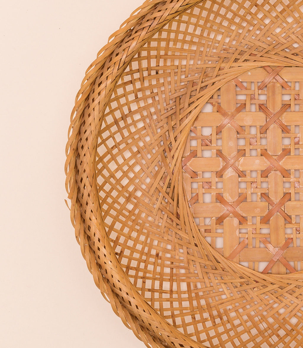 RAD Intricate Woven Basket