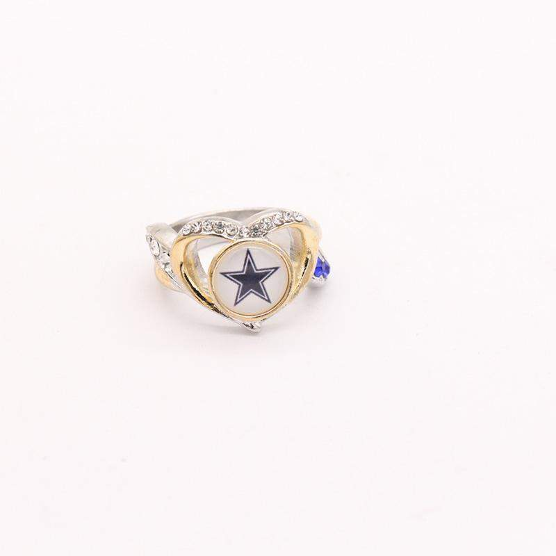 Dallas cowboys ring and pendant for women ace deal store dallas cowboys ring and pendant for women ace deal store aloadofball Gallery