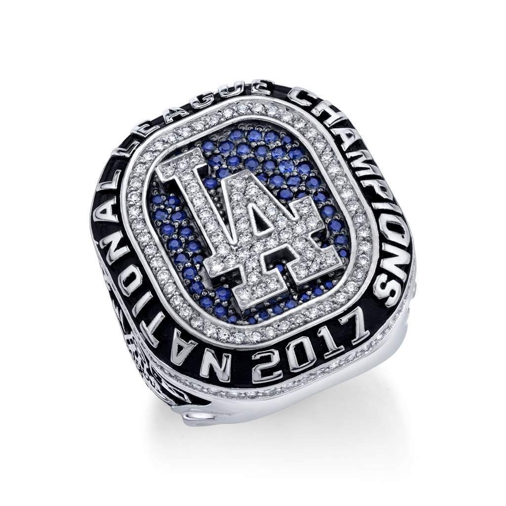 Los angeles dodgers 2017 national league championship ring ace los angeles dodgers 2017 nlcs ring personalized name buycottarizona Image collections