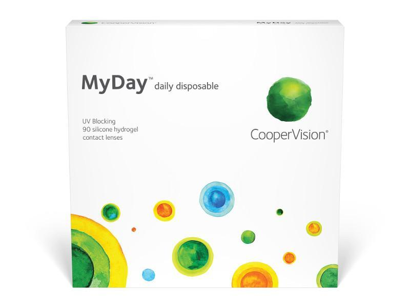 MyDay Daily Disposable 90 Contact Lenses