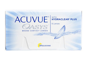 Acuvue Oasys 6 Contact Lenses
