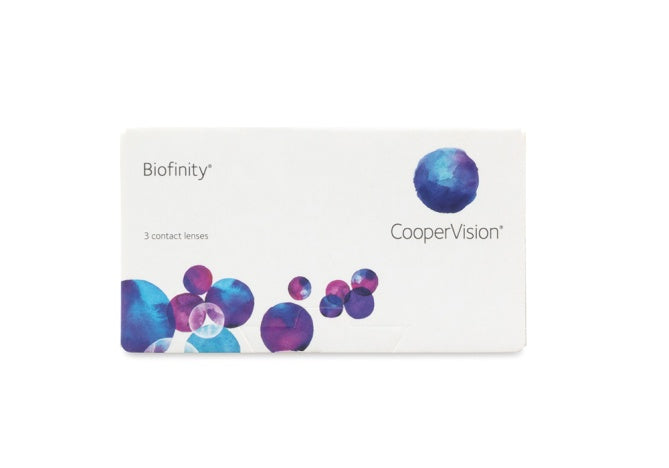 Biofinity 3 Contact Lenses Monthly