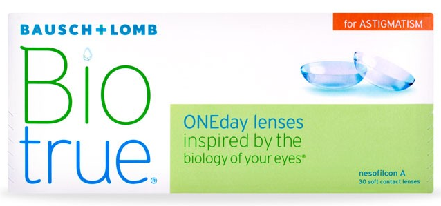 Biotrue ONEday Daily Astigmatism - 90 Pack