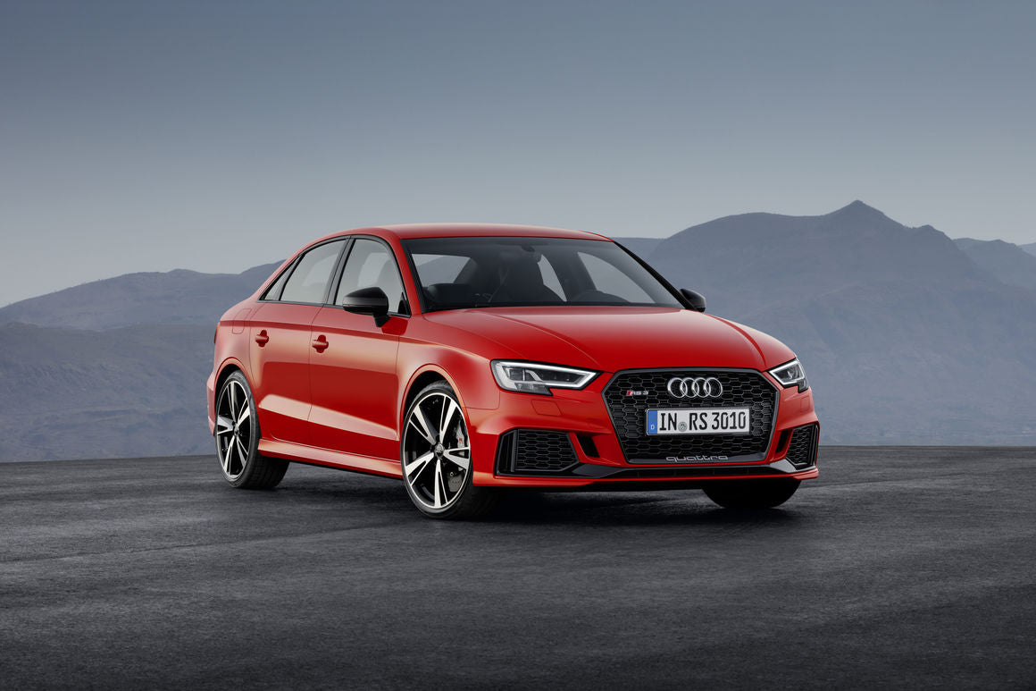 Audi S3 vs  Audi RS3: Why Everyone Wants the Latter