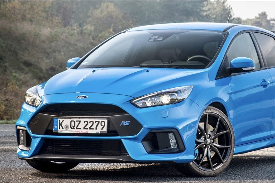Ford Focus XR5 Turbo Vs. Ford Focus RS: What Are the Differences?