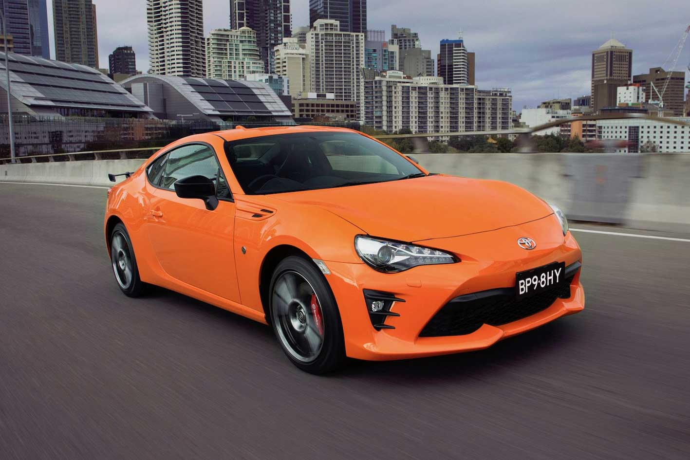 Top 5 Performance Mods for Your Toyota 86 / Subaru BRZ