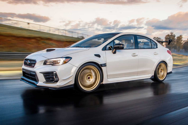 The Ford Focus RS Vs. The Subaru WRX STI