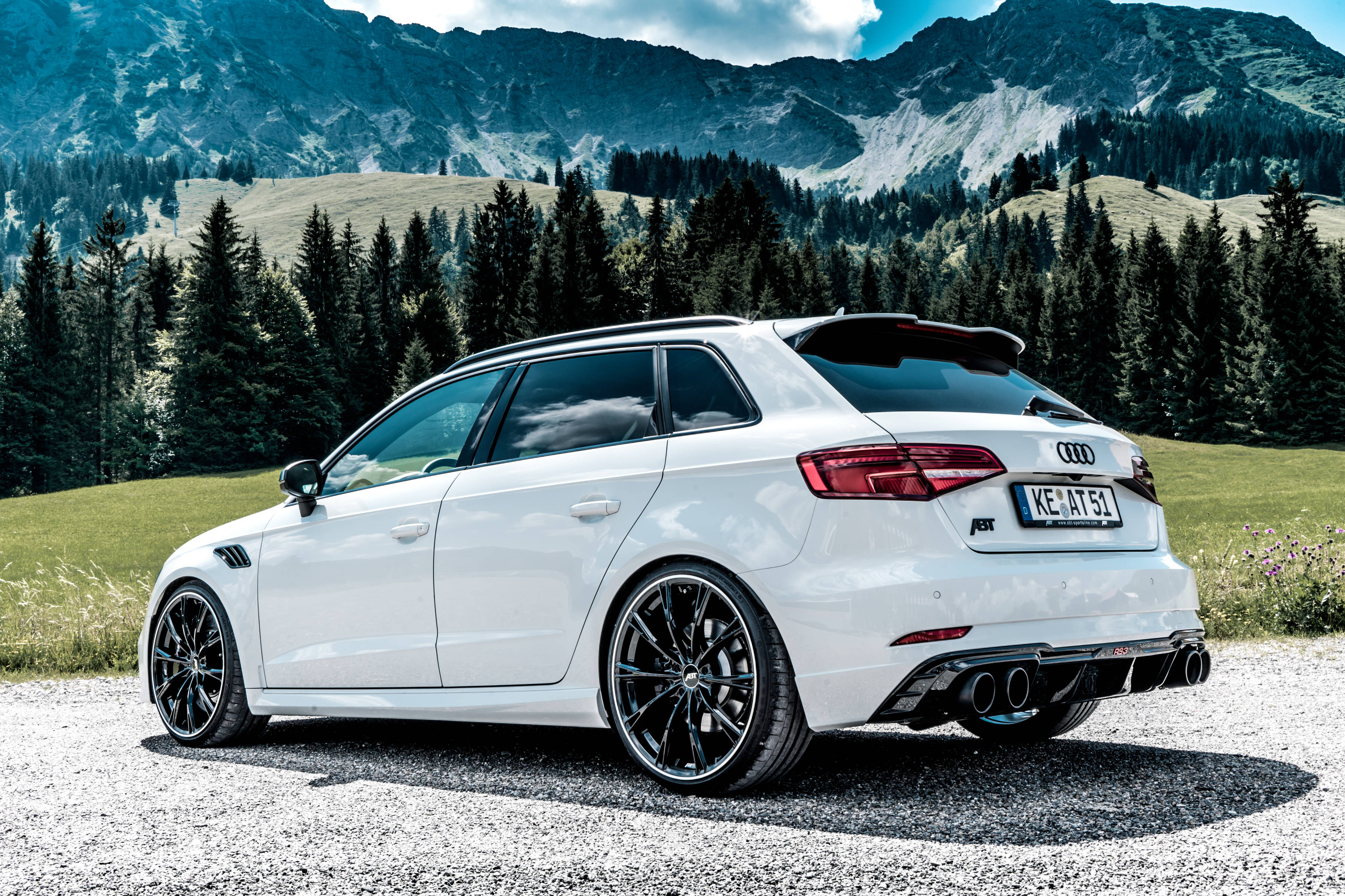 Why Performance Mod The Audi Rs3 Ausbody Works