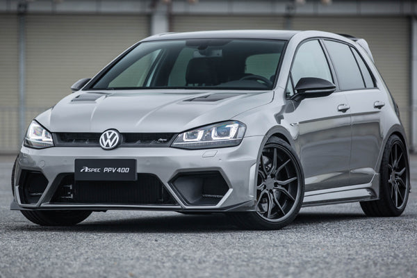 4 best body kits for golf gti mk7 ausbody works. Black Bedroom Furniture Sets. Home Design Ideas