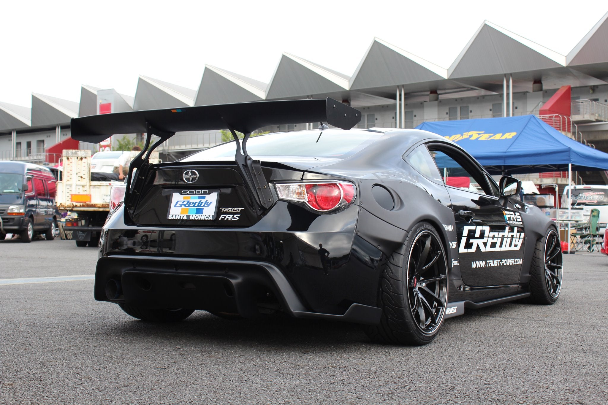 6 Best Body Kits For Subaru BRZ And Toyota 86 Greddy Rocket Bunny Kit (Aero)