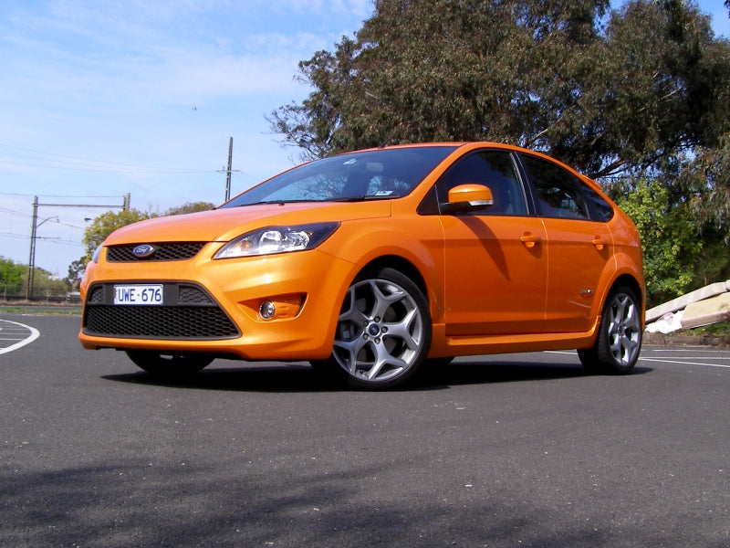 Ford Focus XR5 Turbo Vs Ford Focus RS - What Are the Differences Exterior Styling Differences