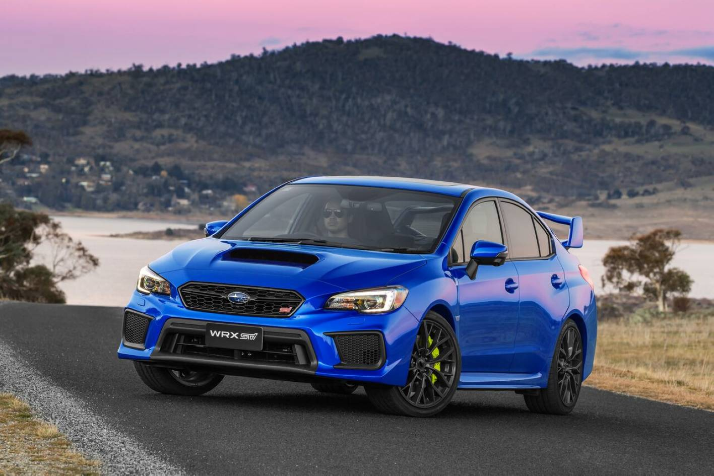 The Ford Focus RS Vs The Subaru WRX STI Exterior 2