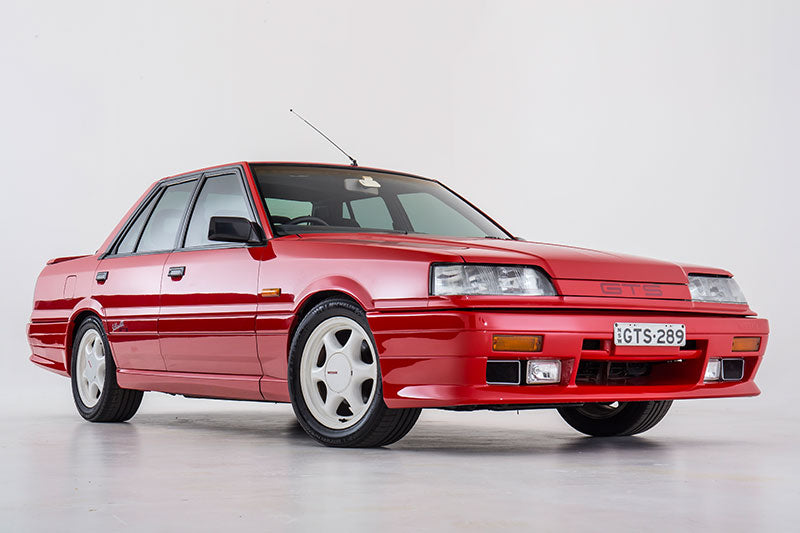 Top 10 Tuner Cars In Australia Nissan Skyline GTS 2