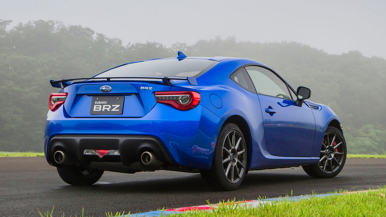 Top 5 Performance Mods for Your Toyota 86 or Subaru BRZ Wheels and Tyres