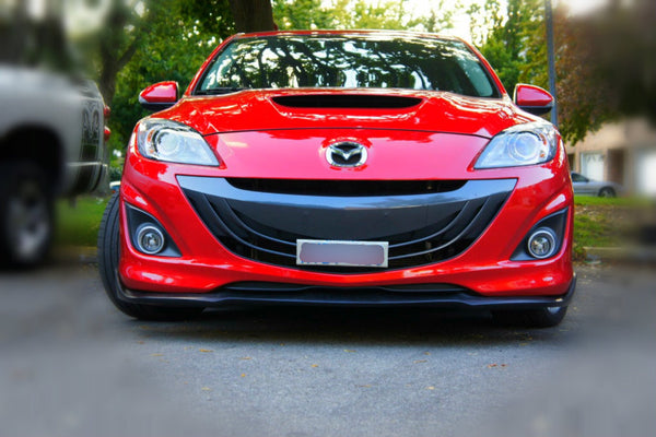 buy mazda 3 mps bl cs front lip ausbody works. Black Bedroom Furniture Sets. Home Design Ideas