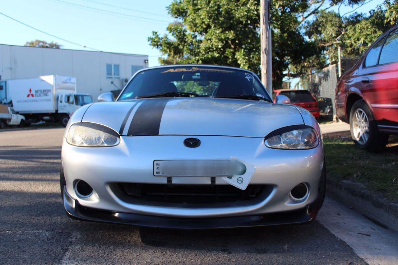 Buy Mazda Mx5 (NB) Side Skirts, Front Bumpers & Lips