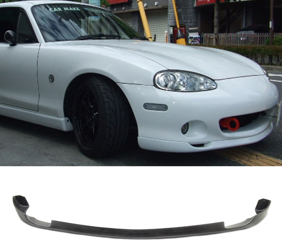 2001-2005 Mazda MX5 NB2 RS Front Bumper Lip