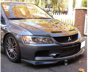 2006-2007 Mitsubishi Evolution 9 Ralliart Front Lip - AusBody Works
