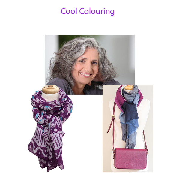 Scarves to Suit Your Colouring
