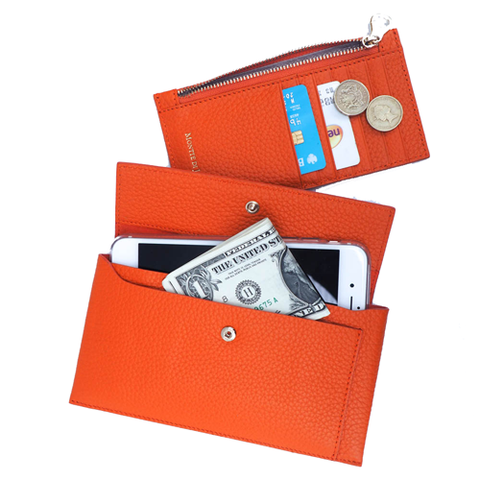 Travel wallet, purse, credit card holder