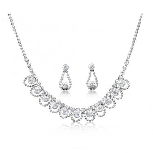 Georgia Necklace & Earring Set