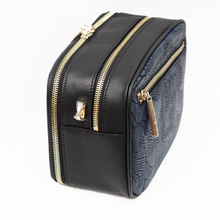 Vercelli - Navy & Black
